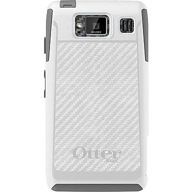 OtterBox® Commuter Series Hybrid Case For Motorola Droid RAZR MAXX HD, Glacier