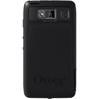 OtterBox® Defender Series Hybrid Case & Holster For Motorola Droid RAZR HD, Black