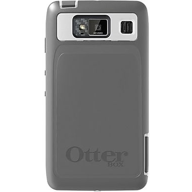 OtterBox® Defender Series Hybrid Case & Holster For Motorola Droid RAZR HD, Glacier