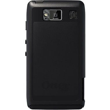 OtterBox® Commuter Series Hybrid Case For Motorola Droid RAZR HD, Black