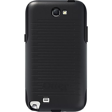 OtterBox® Commuter Series Hybrid Case For Samsung Galaxy Note II, Black