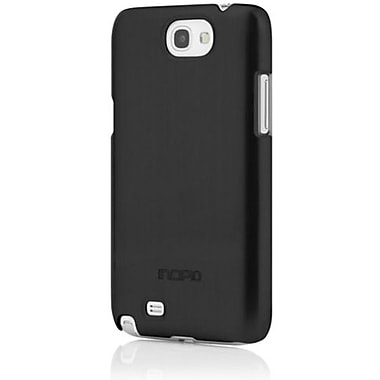 Incipio® Feather Shine Slim Case For Samsung Galaxy Note II, Black