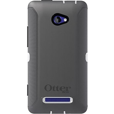 OtterBox® Defender Series Hybrid Case & Holster For HTC Windows Phone 8X, Glacier