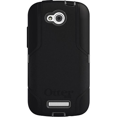 OtterBox® Defender Series Hybrid Case & Holster For HTC One VX, Knight