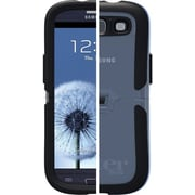 OtterBox® Reflex Series Hybrid Case For Samsung Galaxy S III, Clear/Black