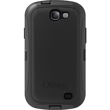 OtterBox® Defender Series Hybrid Case & Holster For Samsung Galaxy Express, Carbon