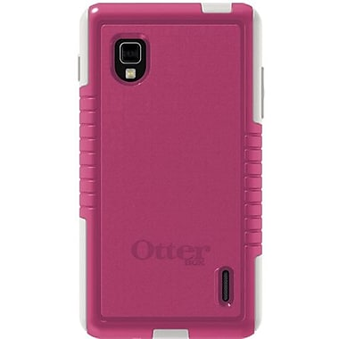 OtterBox® Commuter Series Hybrid Case For LG Optimus G LS970 (Sprint), AVON Pink/White