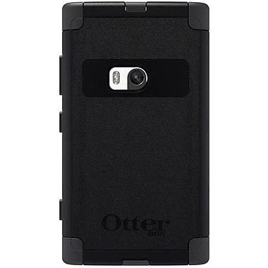 OtterBox® Commuter Series Hybrid Case For Nokia Lumia 920, Black/Gunmetal