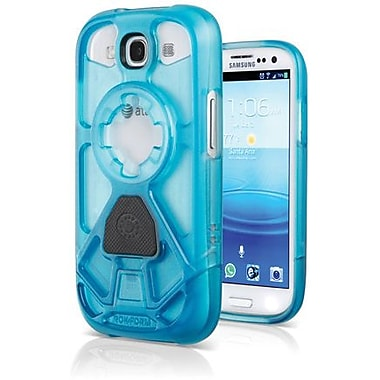 Rokform® Rokbed V.3 Hard Case For Samsung Galaxy S III, Aqua