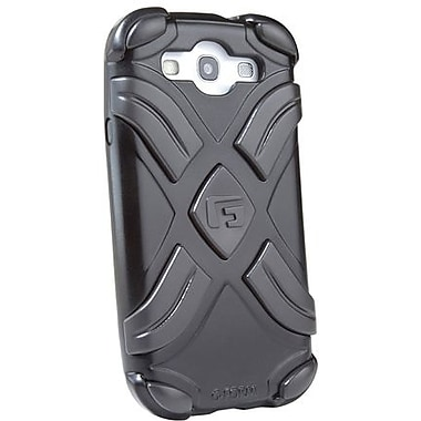 G-Form® Xtreme RPT Hybrid Case For Samsung Galaxy S III, Black/Black
