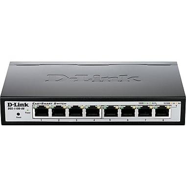 D-LinkMD – Commutateur EasySmart DGS-1100-08 à 8 ports