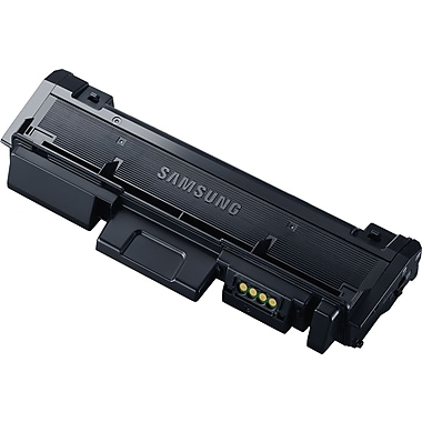 Samsung MLT-D116L Black Toner Cartridge, High Yield (MLT-D116L)