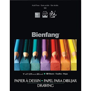 Bienfang® Drawing Pad, 9