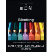 """Bienfang® Drawing Pad, 9"""" x 12"""", 50 Sheets"""
