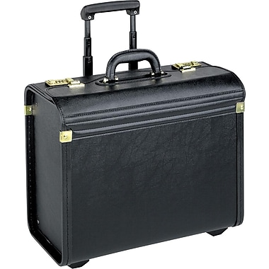 Lorell® Oversized Rolling Catalogue Case