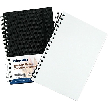 Winnable Sketch Book, 6