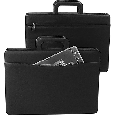 Stebco Document Carrying Case, Black