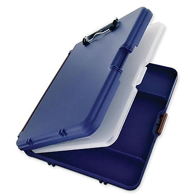 Saunders Workmate Clipboard, Blue/Red