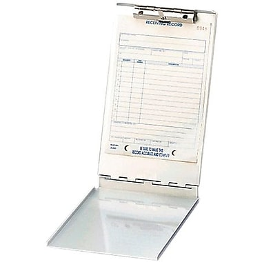 Saunders Storage Clipboard, Aluminum, 5.8