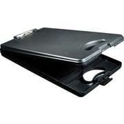 Saunders DeskMate II Portable Desktop Storage Clipboard, Black