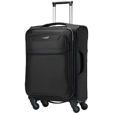 Samsonite Lightweight Lift, 21in. Upright Softside Luggage, Black