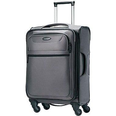 Samsonite 21in. Lift Softside Spinner Luggage, Charcoal
