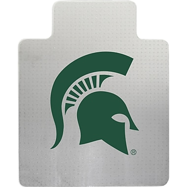 Great American Products NCAA Chair Mat, Michigan State Spartans