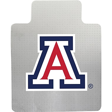 Great American Products NCAA Chair Mat, Arizona Wildcats