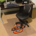 Great American Products NCAA Chair Mat, Oklahoma State Cowboys
