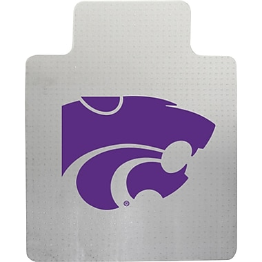 Great American Products NCAA Chair Mat, Kansas State Wildcats