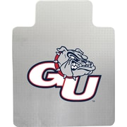 Great American Products NCAA Chair Mat, Gonzaga Bulldogs