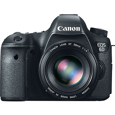 Canon EOS 6D Digital SLR Camera Kit with  24-105mm Lens