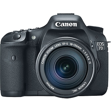 Canon EOS 7D Digital SLR Camera Kit with 18-135mm Lens