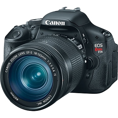 Canon EOS Rebel T3i Digital SLR Camera with 18-135 IS Lens