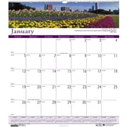 2014 House of Doolittle® Earthscapes™ Gardens Wall Calendar, 12 x 12
