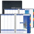 2014 House of Doolittle® Earthscapes™ Weekly/Monthly Tabbed Planner, 8 1/2in. x 11in.