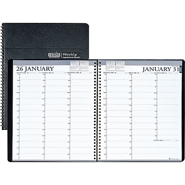 2014 House of Doolittle® Professional Weekly Planner, 8 1/2in. x 11in.