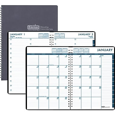 House of Doolittle® Daily/Monthly 24/7 Appointment Planner, 7in. x 10in.