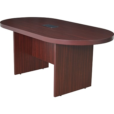 Legacy 71in. Racetrack Conference Table with Power and Data Grommet