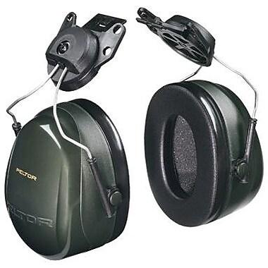 Peltor® Optime 101 Deluxe Earmuff, Dark Green, 24 dB
