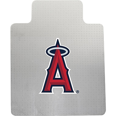 Great American Products MLB Chair Mat, Los Angeles Angels