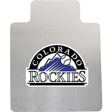 Great American Products MLB Chair Mat, Colorado Rockies