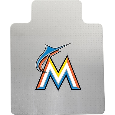 Great American Products MLB Chair Mat, Florida Marlins