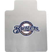 Great American Products MLB Chair Mat, Millwaukee Brewers