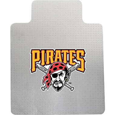 Great American Products MLB Chair Mat, Pittsburgh Pirates