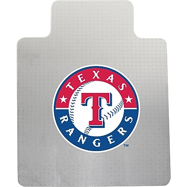 Great American Products MLB Chair Mat, Texas Rangers
