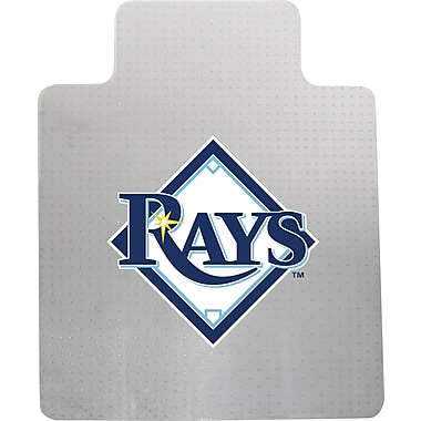 Great American Products MLB Chair Mat, Tampa Bay Rays