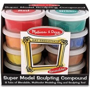 Melissa & Doug Super Model Sculpting Compound