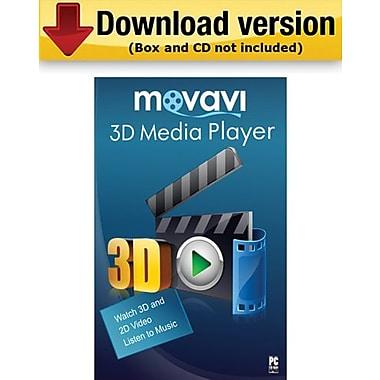 Movavi – 3D Media Player 3.1 Business Edition pour Windows (1 utilisateur) [Téléchargement]