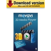 Movavi 3D Media Player 3.1 Personal Edition for Windows (1 User) [Download]